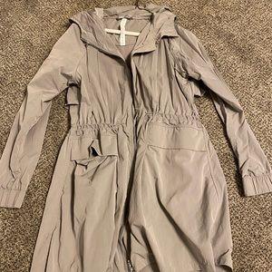 Lululemon raincoat